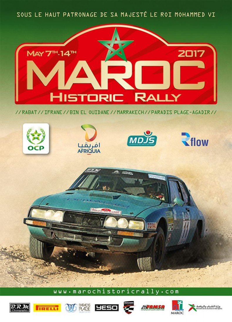 MOROCCO HISTORIC RALLY